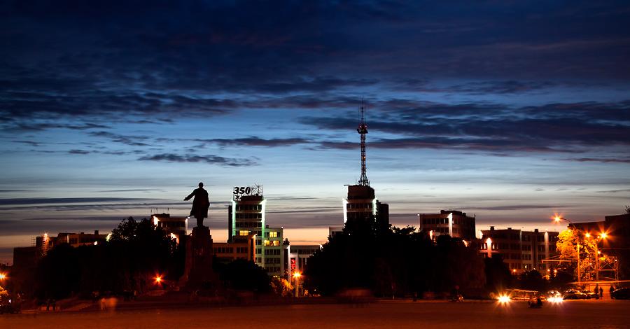 Фотографии Харькова, Госпром
