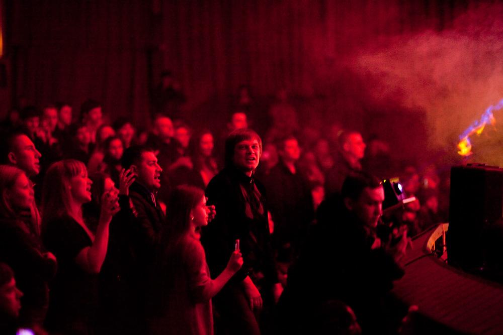 Как снимать концерты и спектакли