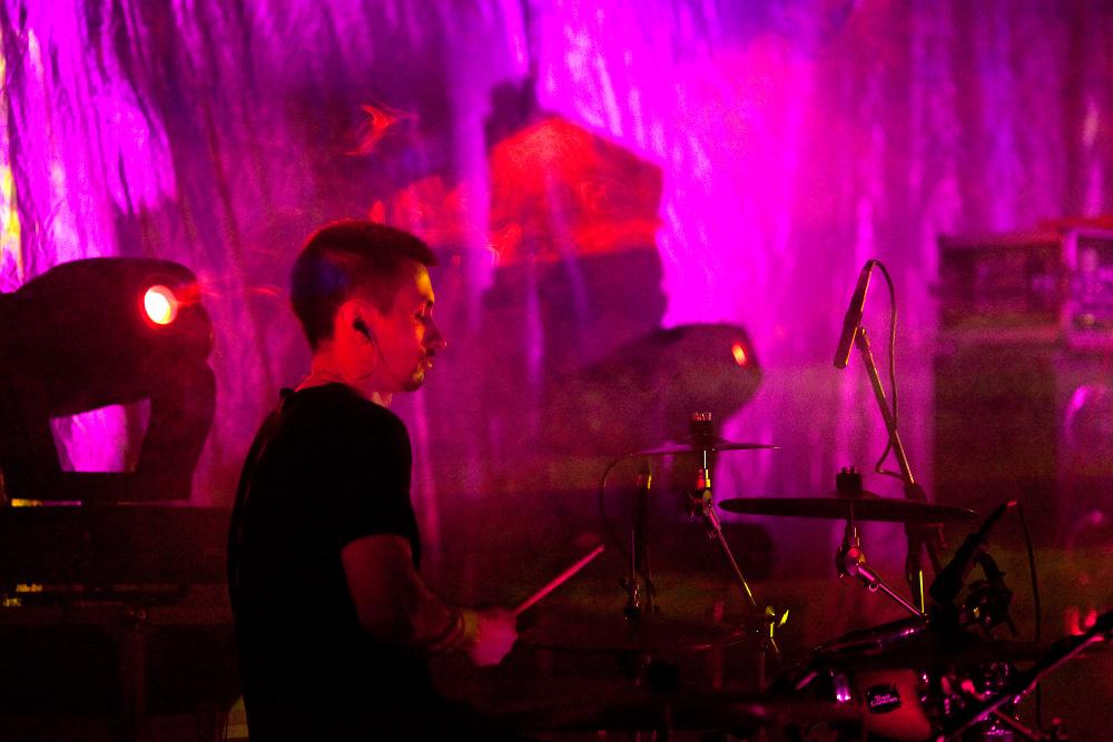 Фотографии с концерта Вячеслава Бутусова & Ю-Питер