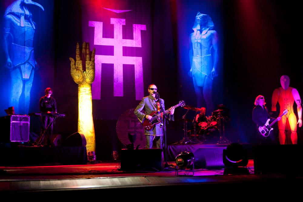 """Фотографии с концерта группы """"Пикник"""" тур """"30 световых лет"""""""