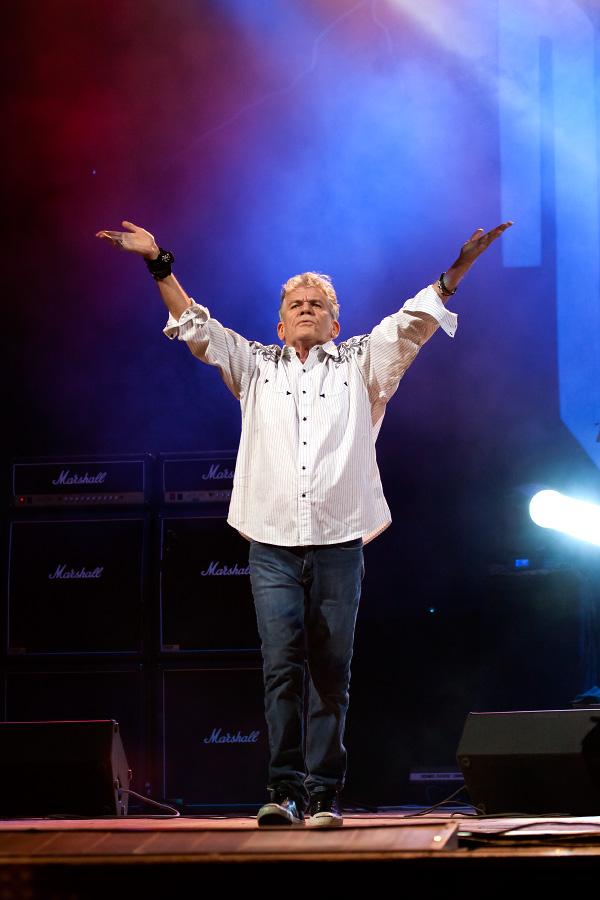 Фотографии с концерта Nazareth