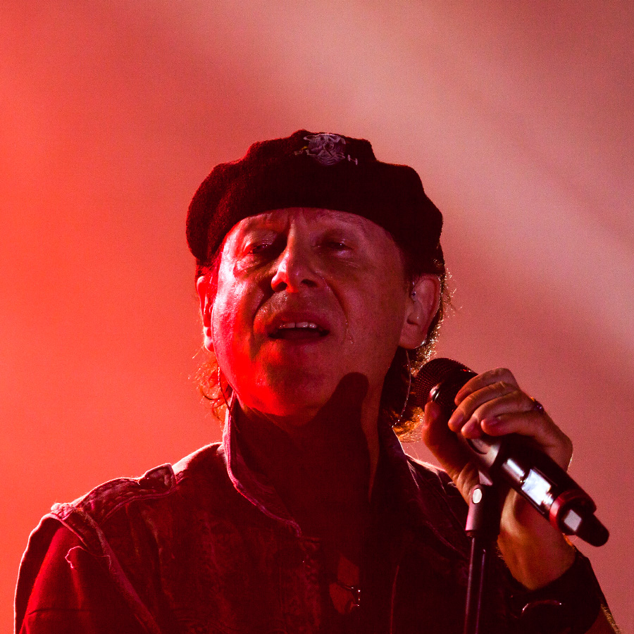"""Фотографии с концерта """"Scorpions"""" в Харькове"""