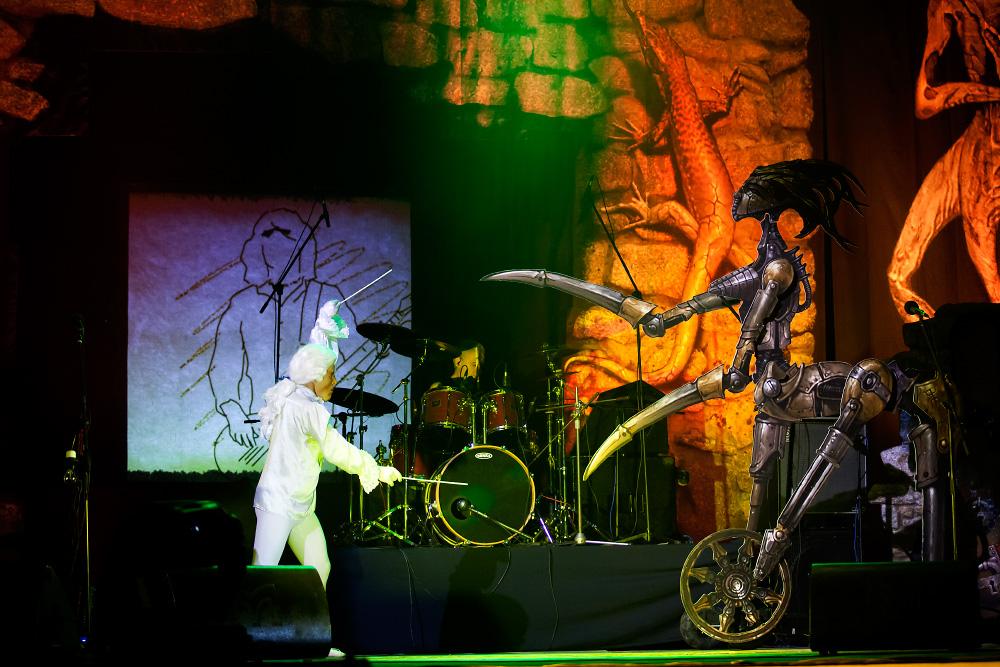 """Фотографии с концерта группы """"Пикник"""" - тур """"Декаданс""""."""