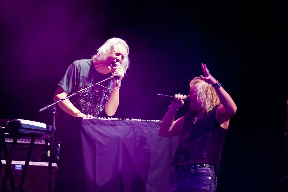 Фотографии с концерта Uriah Heep в Харькове