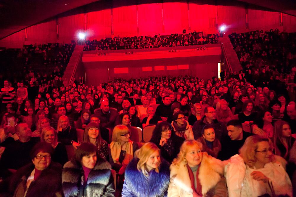 Джамала. 15 февраля 2015 года. Харьков.