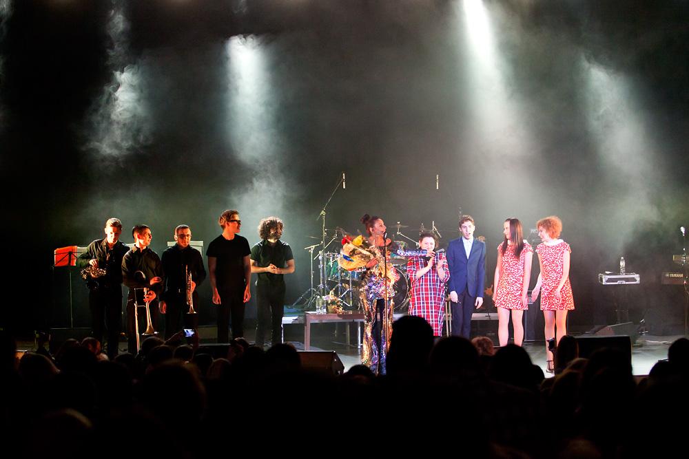 Фотографии с концерта Джамалы