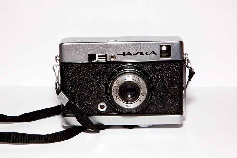 фотоаппарат Чайка