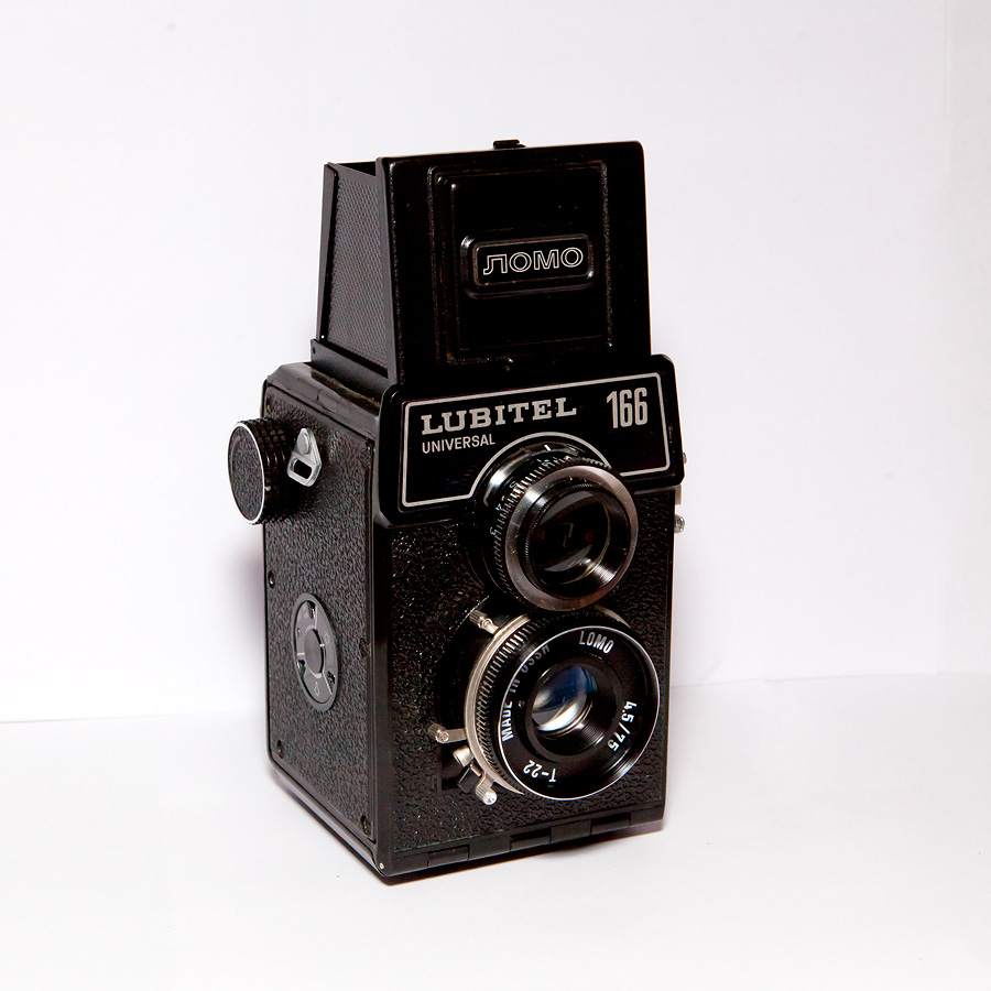 Советские фотоаппараты - моя небольшая коллекция