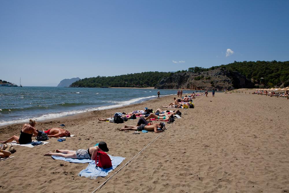 Турция - необычные места и развлечения