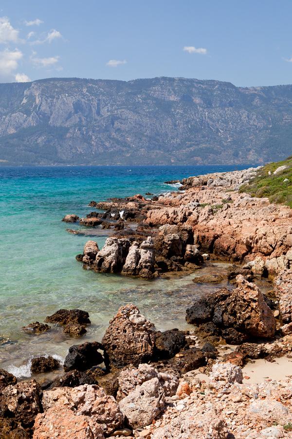 Остров Седир Турция