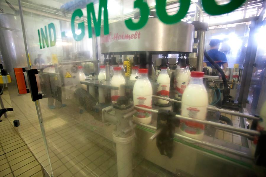 """Где и как делают молочную смесь для """"МакДональдза"""""""