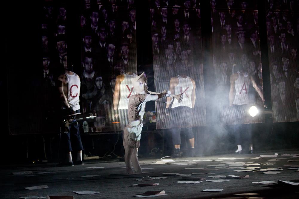 Спектакль «HOMO SOVETIKUS»