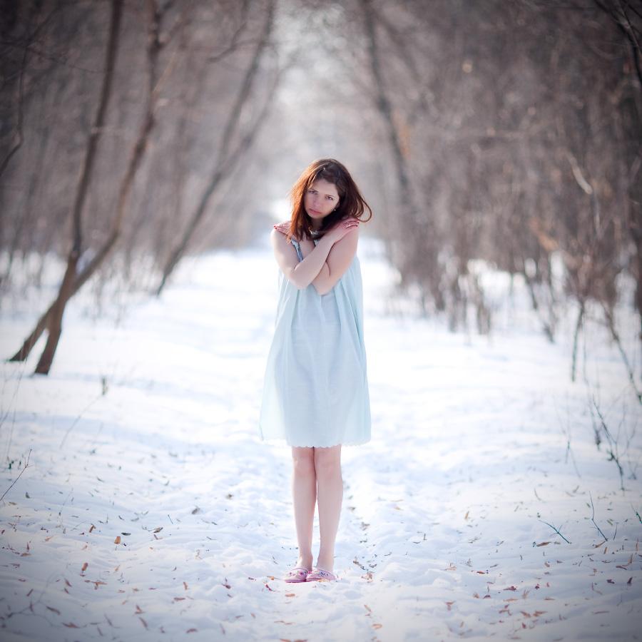 Ранним зимним утром...