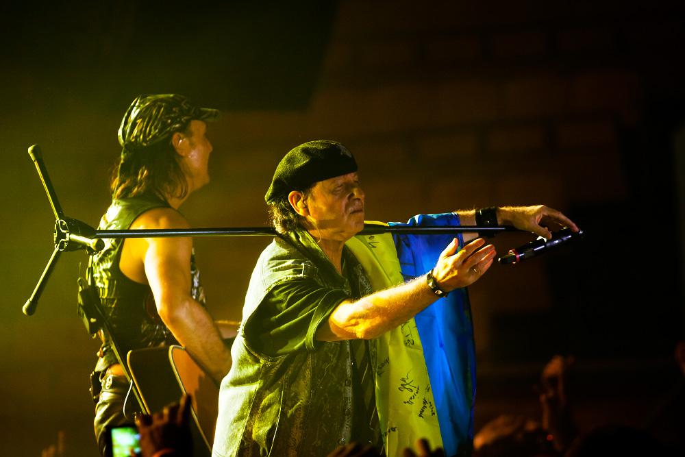 Scorpions фото