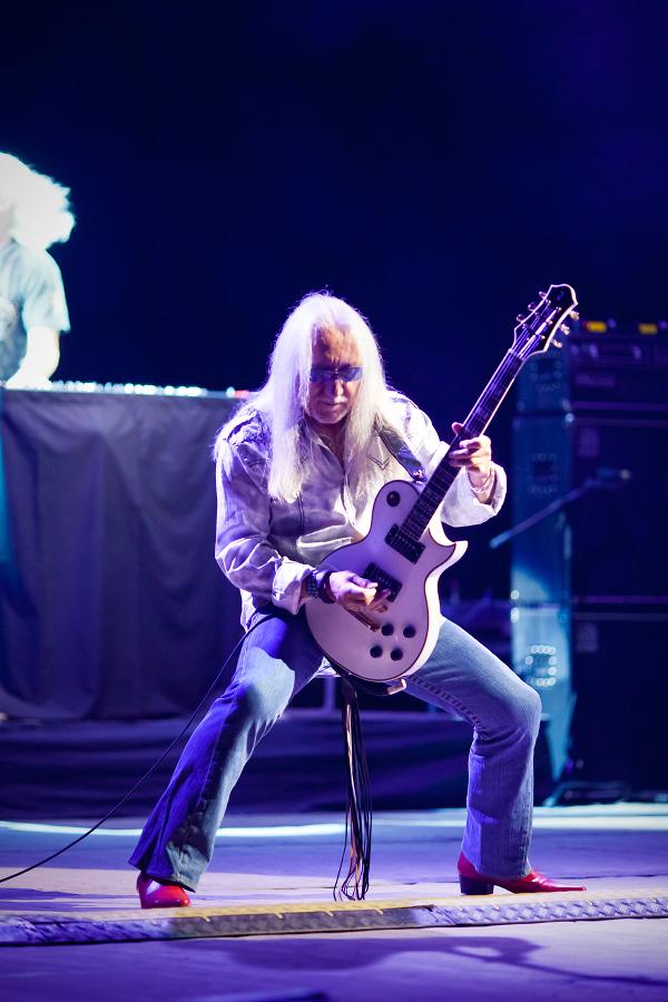 Photos from the concert Uriah Heep