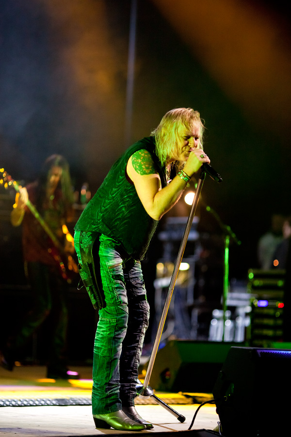 """Фотографии с концерта """"Uriah Heep"""" в Харькове"""