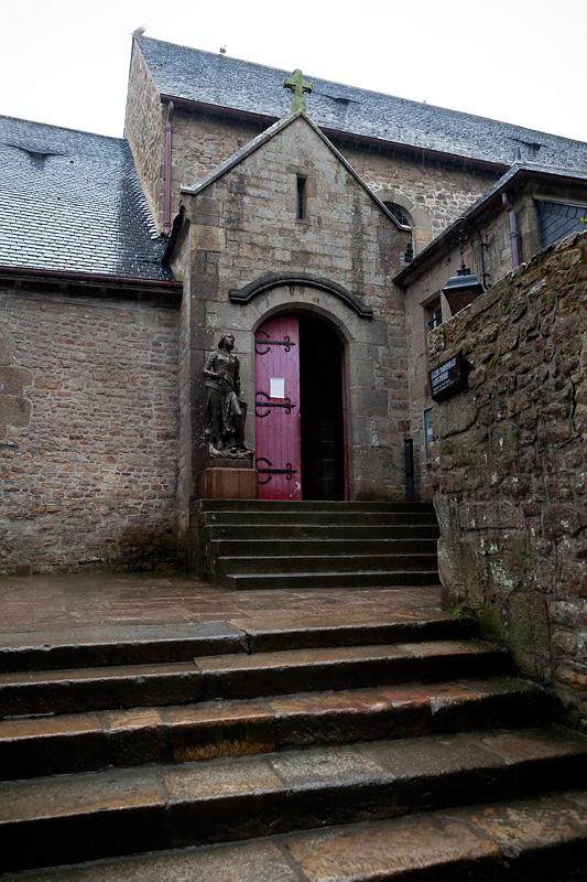 Аббатство Мон-Сен-Мишель - жемчужина Нормандии