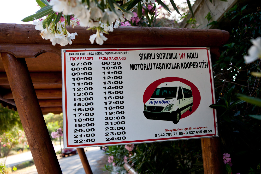 Турецькі готелі - якими вони бувають і чим відрізняються