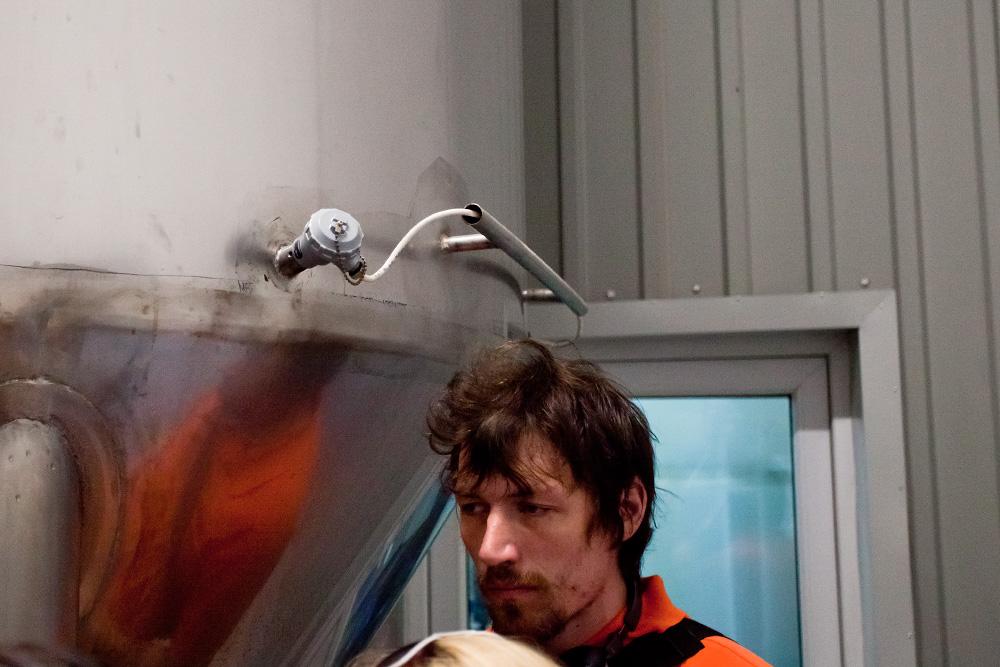 """Как варят пиво """"Пробка"""""""
