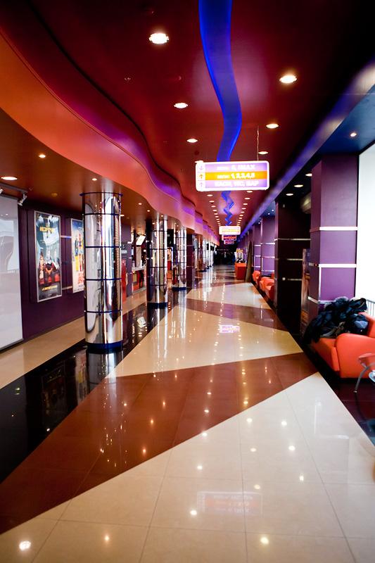 Харьковский IMAX - взгляд изнутри