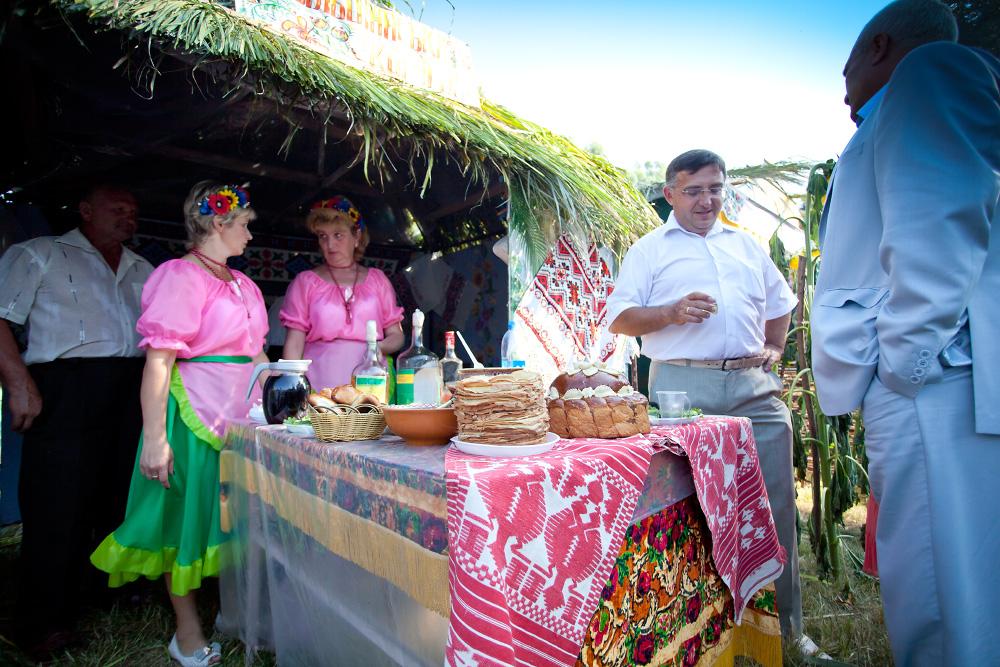 Недригайлов - праздник Ивана Купала