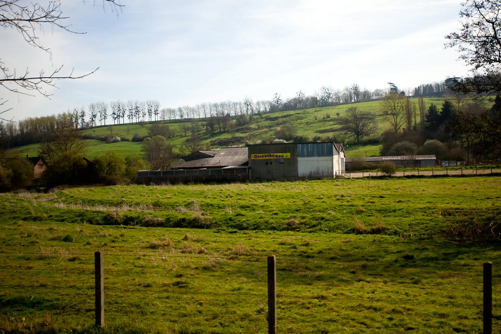 Нормандские пейзажи...