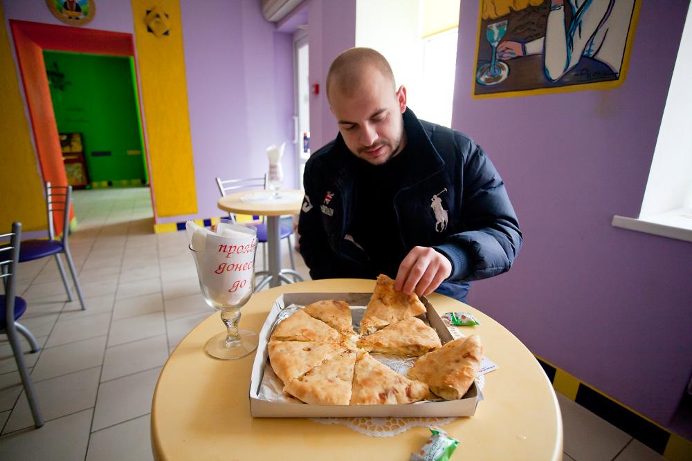 осетинские пироги в Харькове